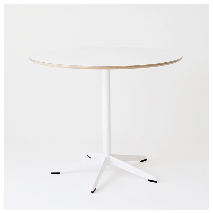 609X TABLE - WHITE -